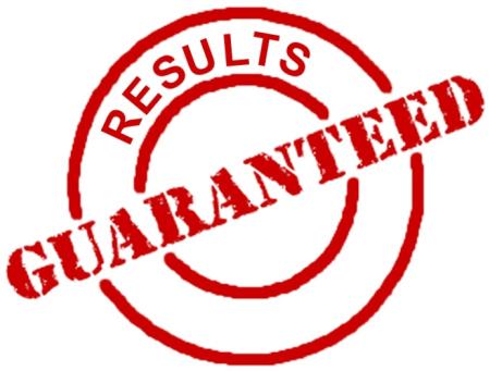 guaranteed-results